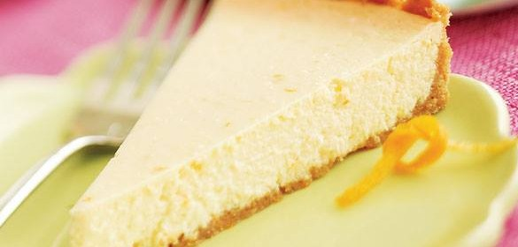 Orange Ricotta Tart Recipe Montena Taranto Foods
