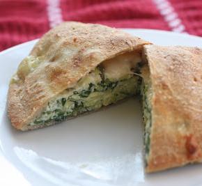 Montena Taranto Foods Summer Calazone