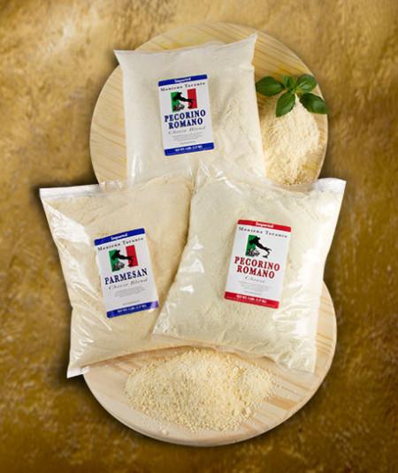 Montena Taranto Grated Cheese