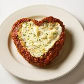 lasagna, valentines
