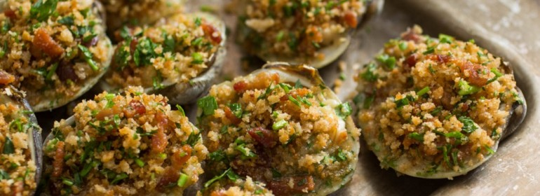 Clams-on-the-Halfshell